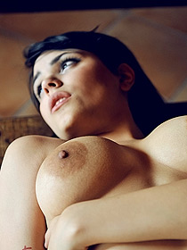 Girl With Asesome Big Boobies