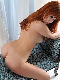 Hot Redhead Camelie