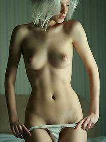 Platinum Blonde Kira