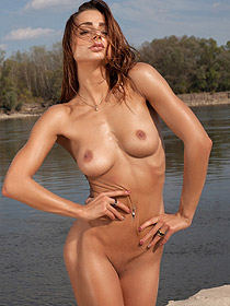Nudity By The River
