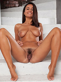 Sanita Shows Her Big Boobs