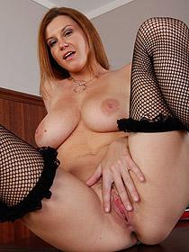 Naughty Busty Sara Stone