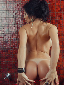 Playboy Babes In The Shower