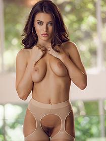 Hot Glamour Babe Lana Rhoades