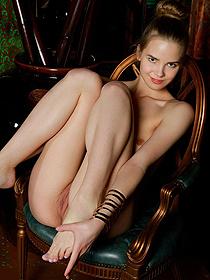 Carolina Posing For Playboy