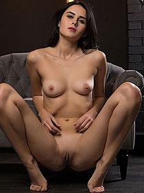 Mona Posing Naked