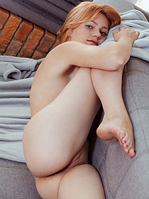 Cute Redhead Shirley Tate
