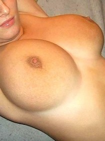 Amateur babes with big and luscious tits posing