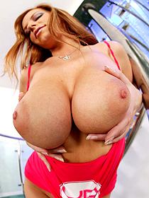 Carmen nice big tits