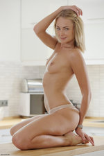 Eve Gets Naked In The Kitchen-06